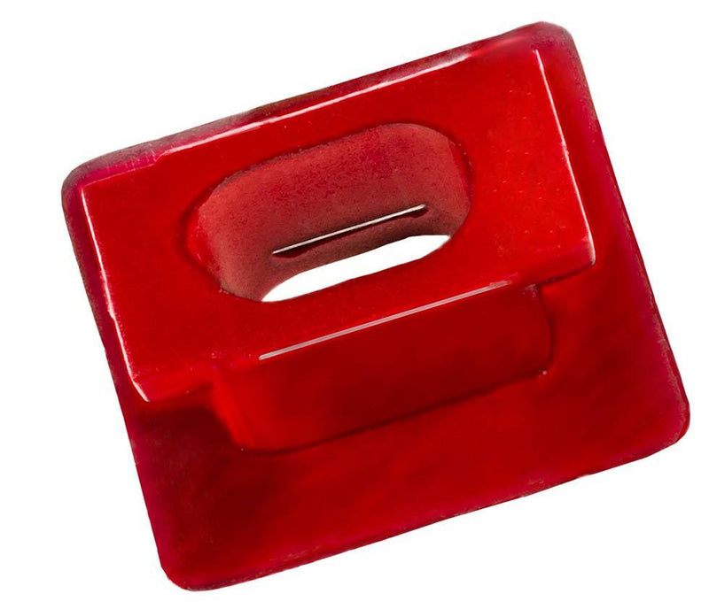 Auveco # 21775  BMW Interior Trim Grommet, Red Nylon.