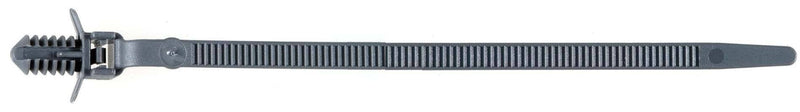 Auveco # 21203  GM Cable Tie Gray Nylon. 6 inches. Fits 1/4 inch hole.