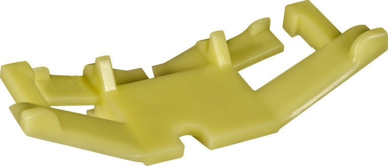 Auveco # 18405  Honda Windshield Side Molding Clip Yellow.