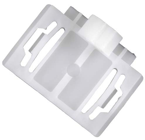 Volkswagen And Audi Molding Clip- White Nylon. Auveco 21481. Qty. 25