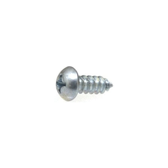 "Auveco # 2028  Phillips Round Hd. Tapping Screw 10 X 1/2"" Zinc."