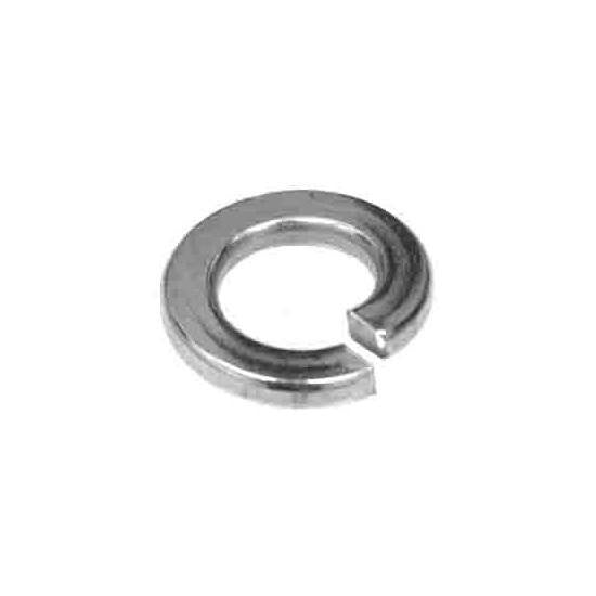 "Number 6-1/8"" Lock Washer Zinc. Auveco 5717. Qty. 200"
