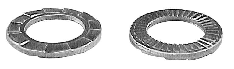 "Auveco # 19283  Vibration Proof Lock Washer 1/4"" (6mm)."