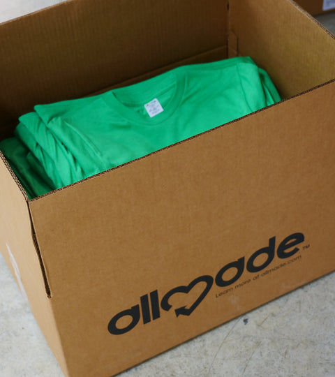 Get Access to Allmade Apparel Wholesale T-shirts