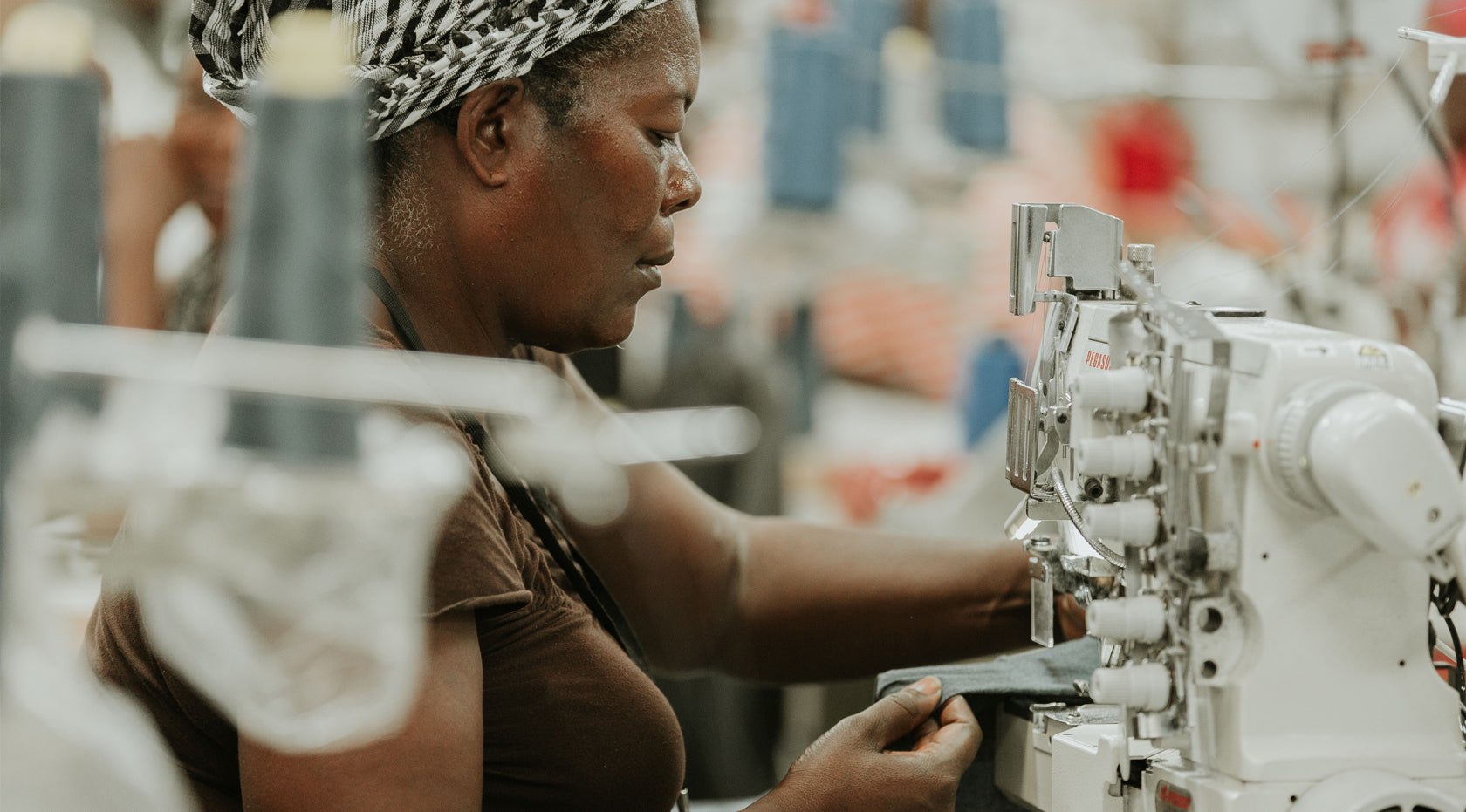 The Fashion Industry and Ethical Production