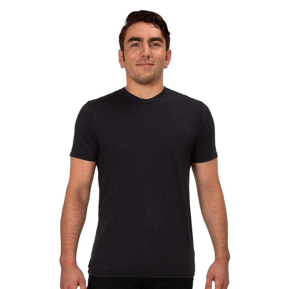 Allmade Men's Tri-Blend Crewneck T-Shirt | Allmade® Apparel