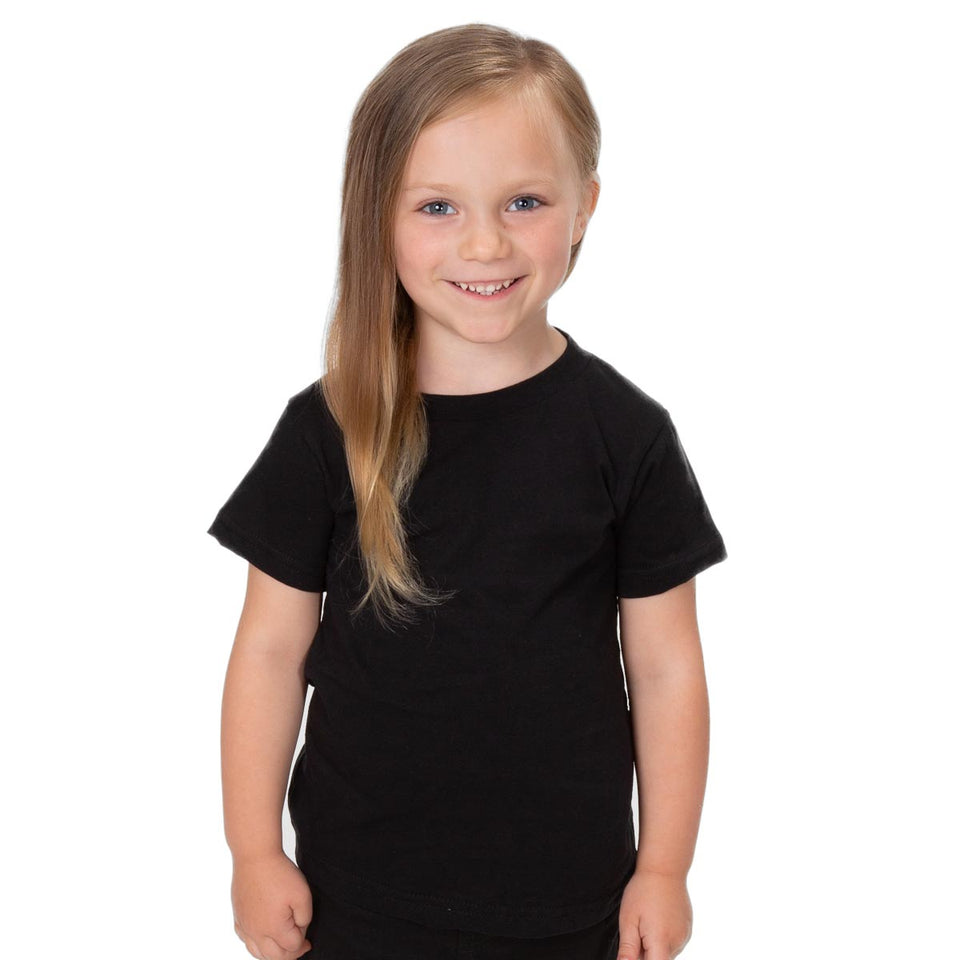 Allmade Toddler Cotton Crewneck T-Shirt | Allmade® Apparel