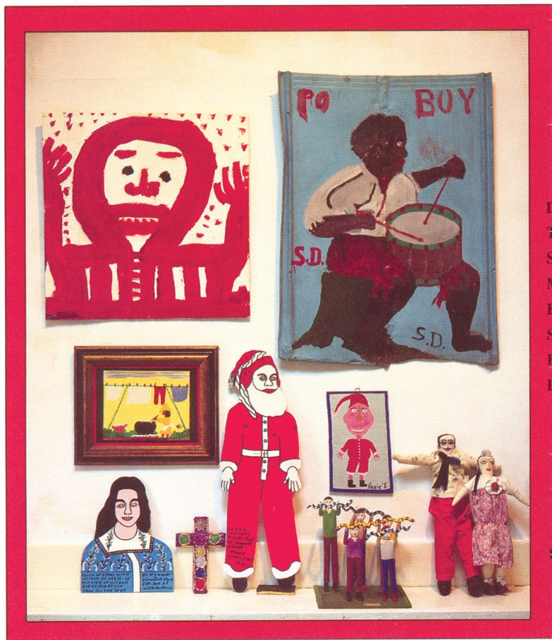 Offbeat Christmas - Folk Art for yuletide joy