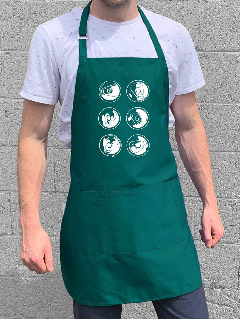 6 Pack Apron