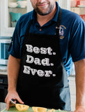 Best Dad Ever...Period Apron