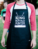 King Buffalo Hunter Apron