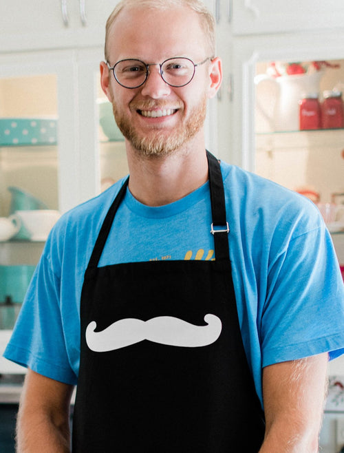 The Stache Apron