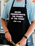 Power of the Forks Apron