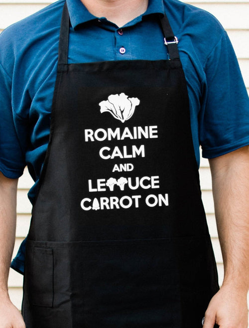 Romaine Calm & Lettuce Carrot On