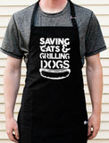Saving Cats & Grilling Dogs