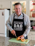 Stand Back Dad's Cooking Apron