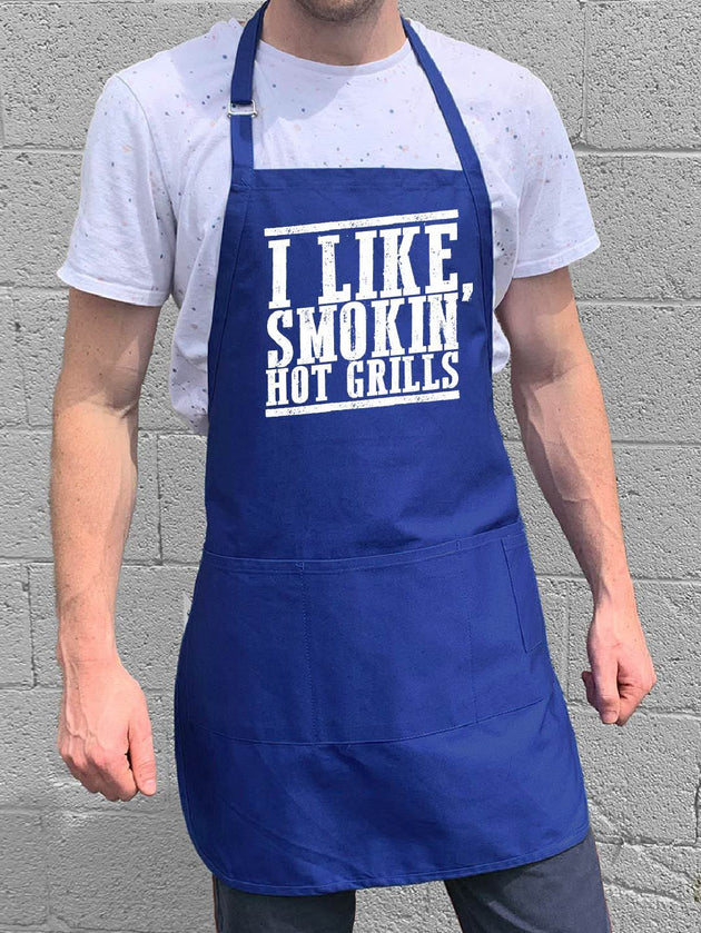 I Like Smokin' Hot Grills