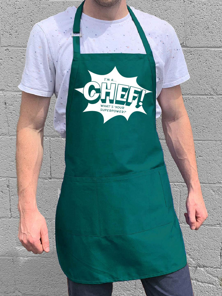 I'm a Chef. What's Your Superpower?