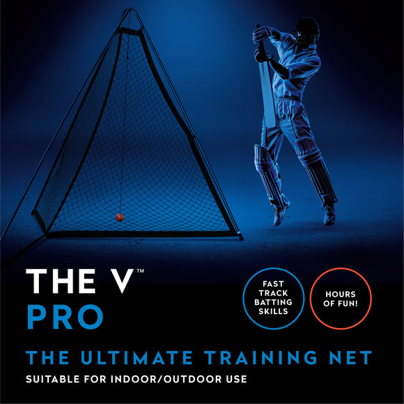 The V Pro Junior Batting Net