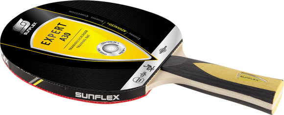 Sunflex Expert A30 Table Tennis Bat
