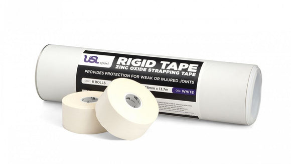 USL Sport Premium Rigid Strapping Tape (38mm x 13.7m)