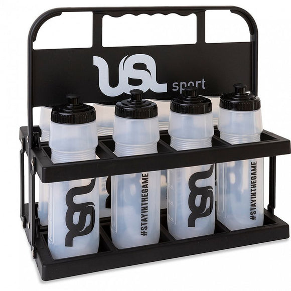 USL Sport Drink Bottle Rack 8/slot