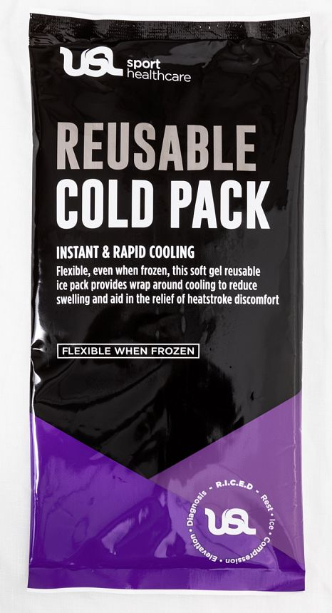 USL Sport Cold Reusable Ice Pack
