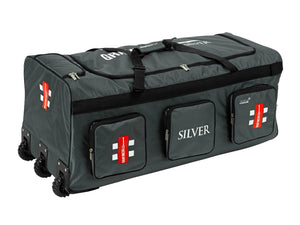 Gray-Nicolls Silver Wheel Bag