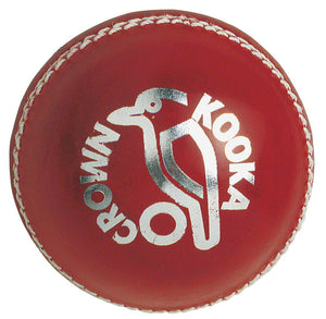 Kookaburra Crown Red Cricket Ball