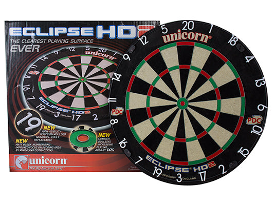 Unicorn Eclipse Pro HD2 Dartboard