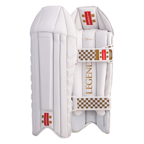Gray-Nicolls Legend Gold Wicket Keeping Pads
