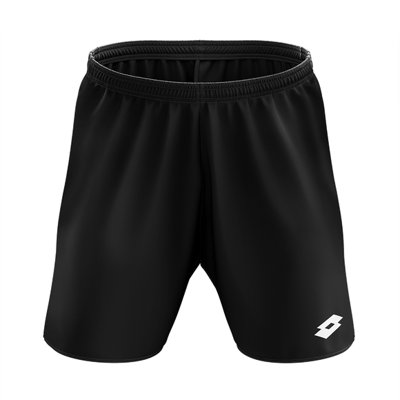 Lotto Trofeo Black Football Shorts Junior