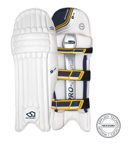 Masuri E Line Youth Batting Pads