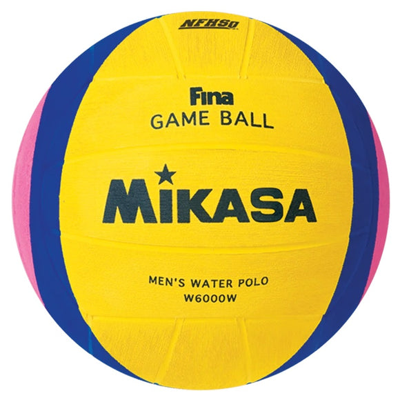 Mikasa W6000W Men's Water Polo Ball