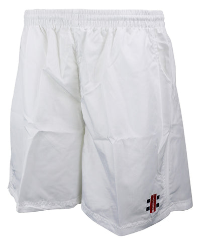 Gray-Nicolls Pro Performance White Cricket Shorts