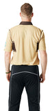 Blackcaps Retro Beige Kids Polo