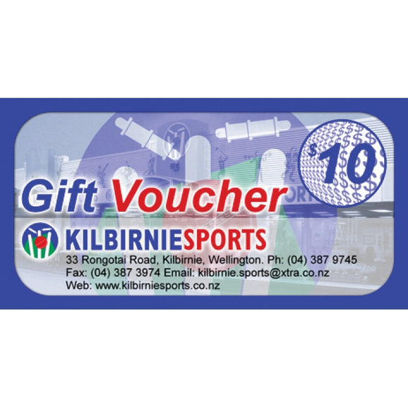 $10 Gift Voucher (Shop Only)