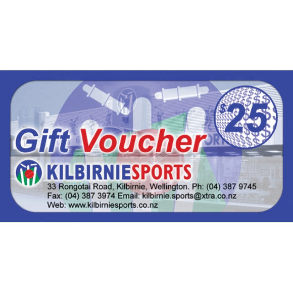 $25 Gift Voucher (Shop Only)