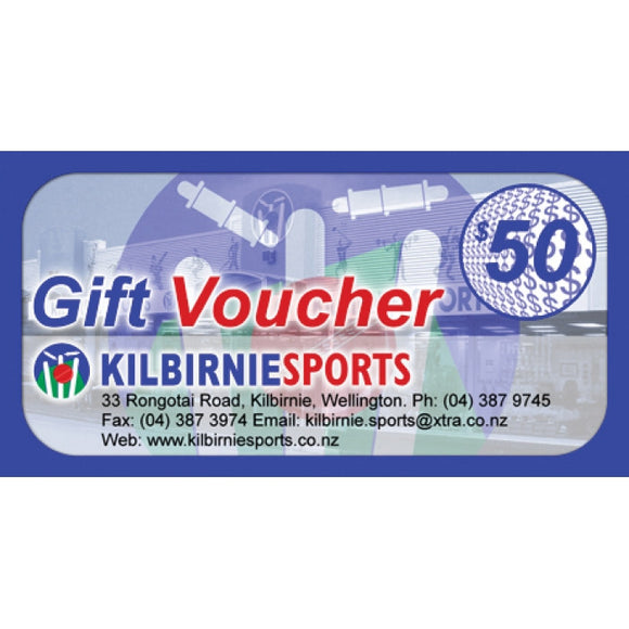 $50 Gift Voucher (Shop Only)