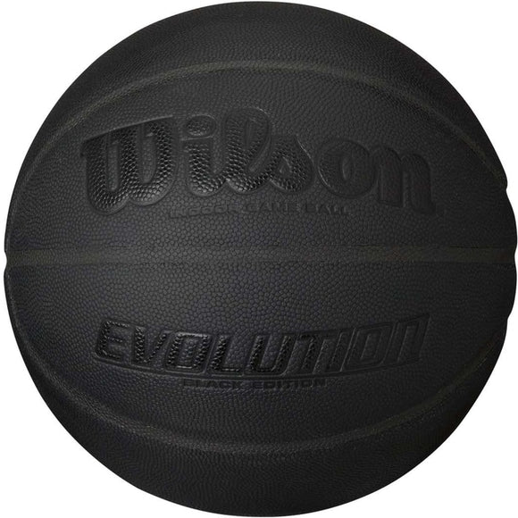 Wilson Evolution Blackout Edition Basketball
