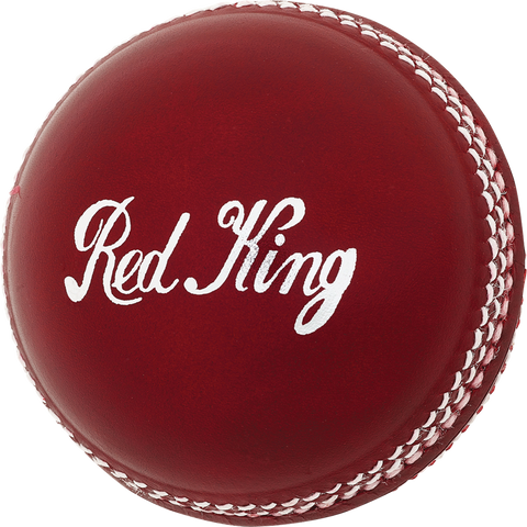 Kookaburra Red King Red Cricket Ball (Dozen)