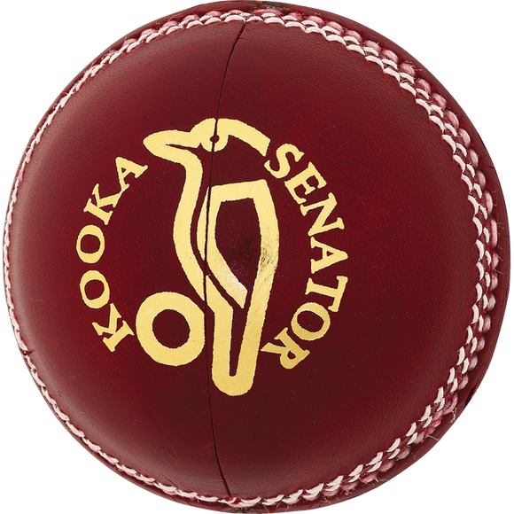 Kookaburra Senator Red Cricket Ball
