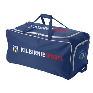 Kilbirnie Sports Team Wheel Bag