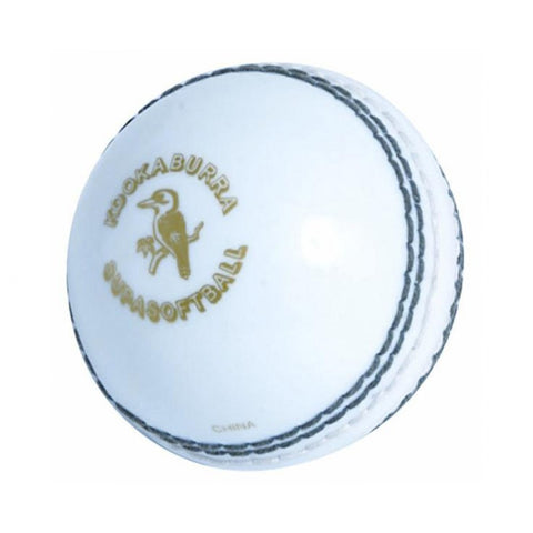 Kookaburra Supa Softa White Ball