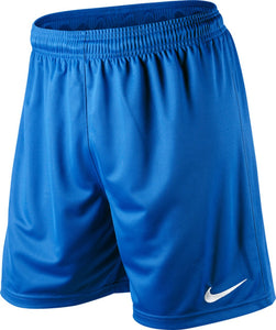 Nike Park Football Short Royal Blue Junior
