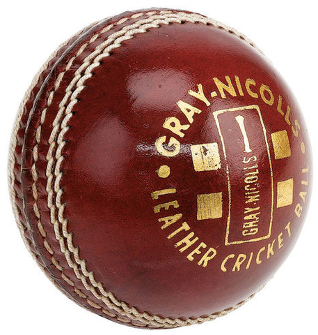 Gray-Nicolls Shield Red Cricket Ball