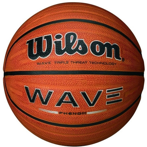 Wilson Wave Basketball - Brown
