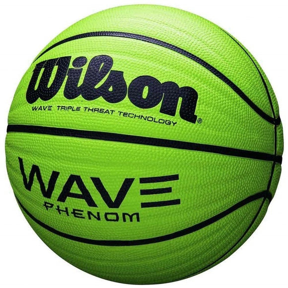 Wilson Wave Basketball - Green