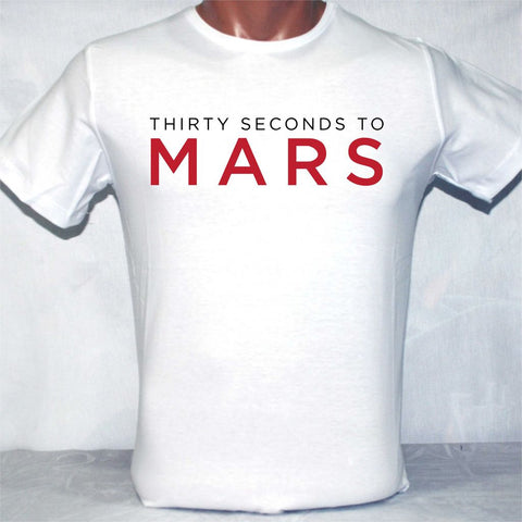 30 seconds to mars Logo tişört