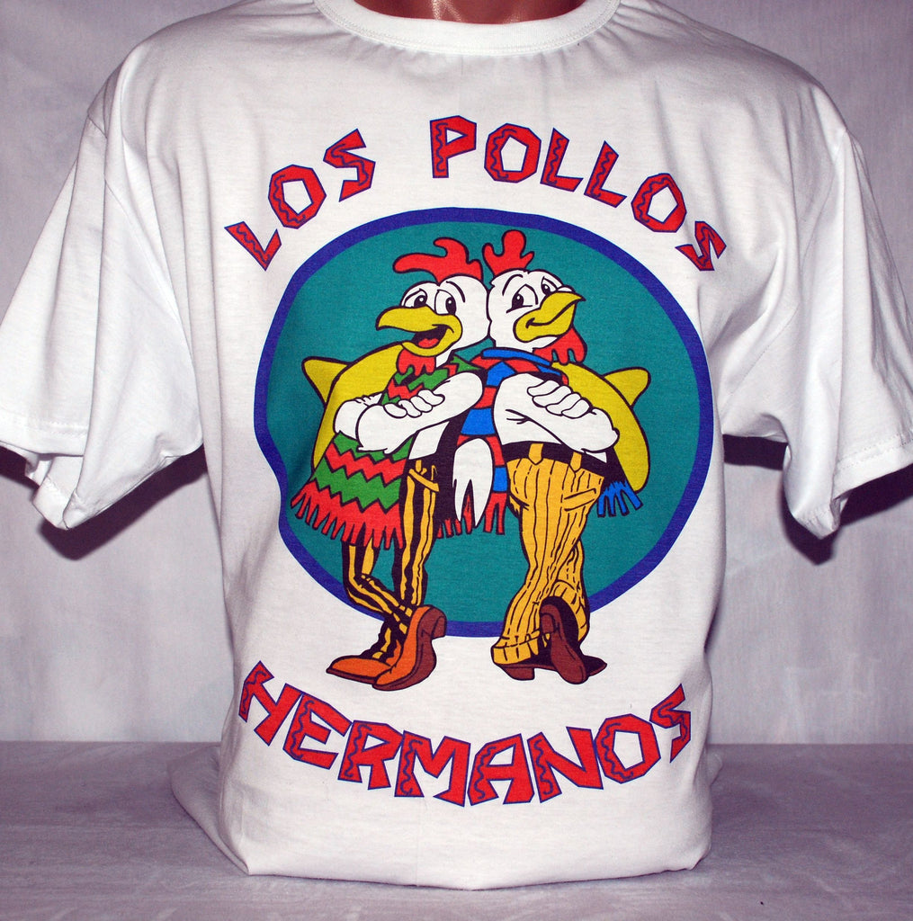 Breaking Bad Los Pollos Hermanos tişört